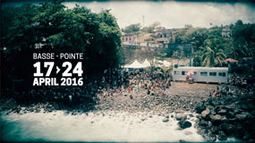 2 martinique surf pro TV teaser reezom