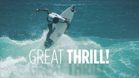 7 martinique surf pro TV teaser reezom